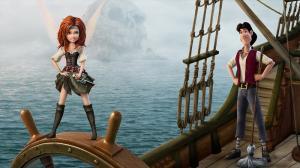 Zobrazit detail akce: Zvonilka a piráti (Letní kino)
