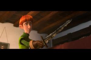 Zobrazit detail akce: Justin: Jak se stát rytířem (Letní kino)