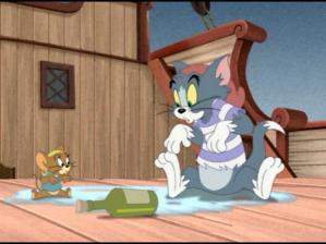 Zobrazit detail akce: Tom a Jerry: Kdo vyzraje na piráty (pro maminky s dětmi)