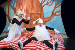 Zobrazit detail akce: Pohádky z pařezové chaloupky - divadlo pro děti