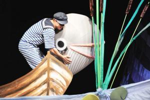 Zobrazit detail akce: Velryba Lízinka - divadlo pro děti