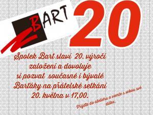 Zobrazit detail akce: BART slaví 20. výročí