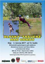 Zobrazit detail akce: Alpský traverz nad Odrou