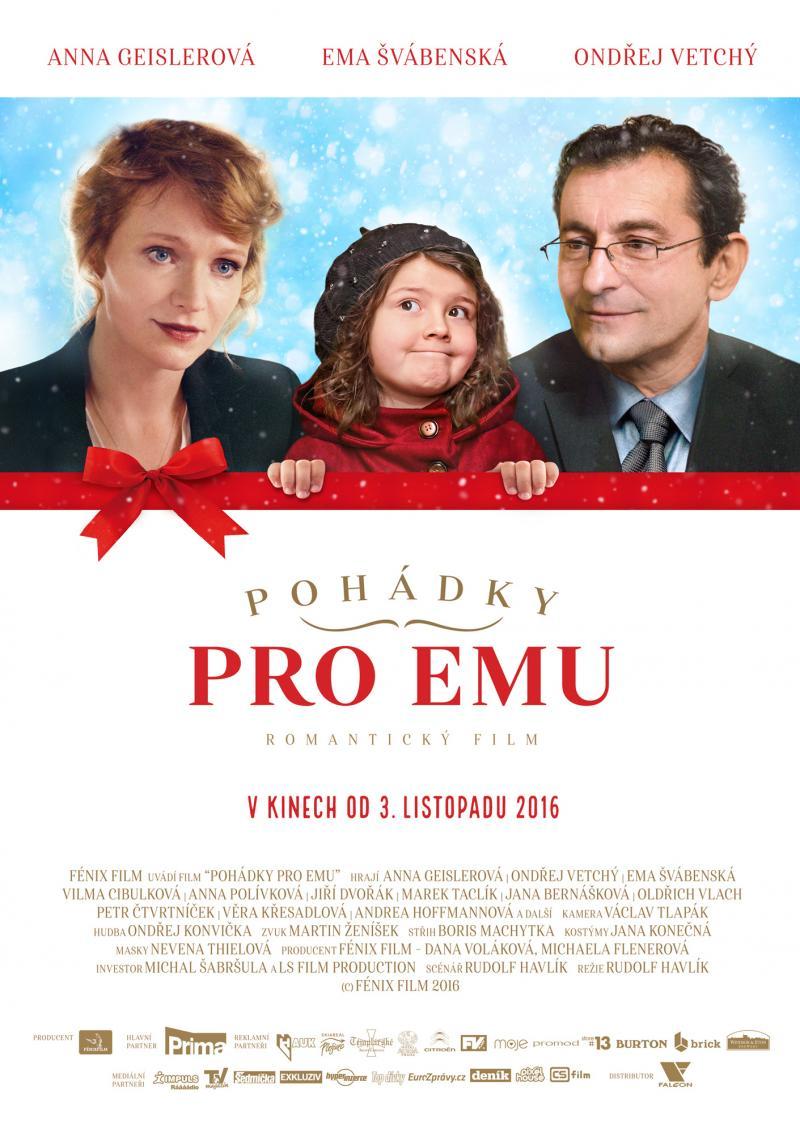 Pohádky pro Emu (Letní kino) (Pá 21 7 2017, 21:20)