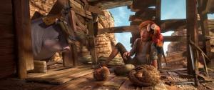 Zobrazit detail akce: Robinson Crusoe: Na ostrově zvířátek (Letní kino)