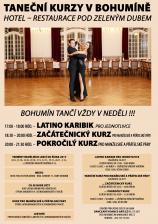 Zobrazit detail akce: Taneční kurzy v Bohumíně