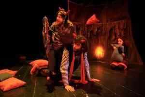Zobrazit detail akce: Vodníkův sen - divadlo pro děti