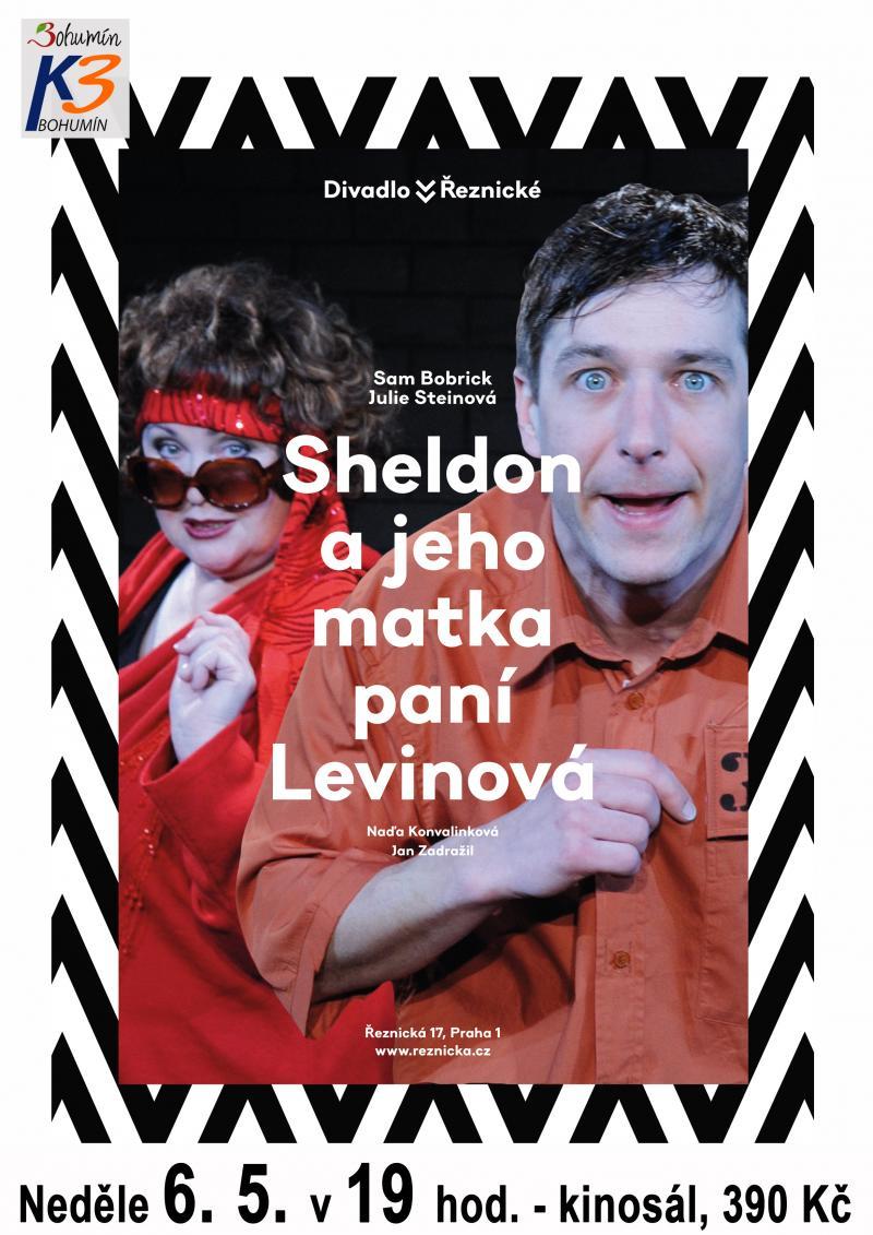 Zobrazit detail akce: Sheldon a jeho matka P. Levinová