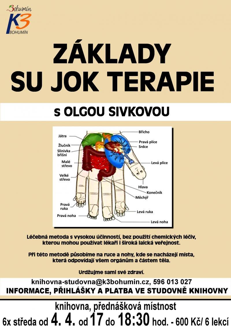 Zobrazit detail akce: Základy Su Jok terapie
