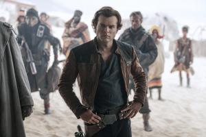 Zobrazit detail akce: Půlnoční premiéra - Solo: Star Wars Story 3D