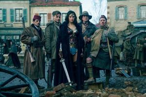 Zobrazit detail akce: Wonder Woman (Letní kino)