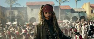 Zobrazit detail akce: Piráti z Karibiku: Salazarova pomsta (Letní kino)