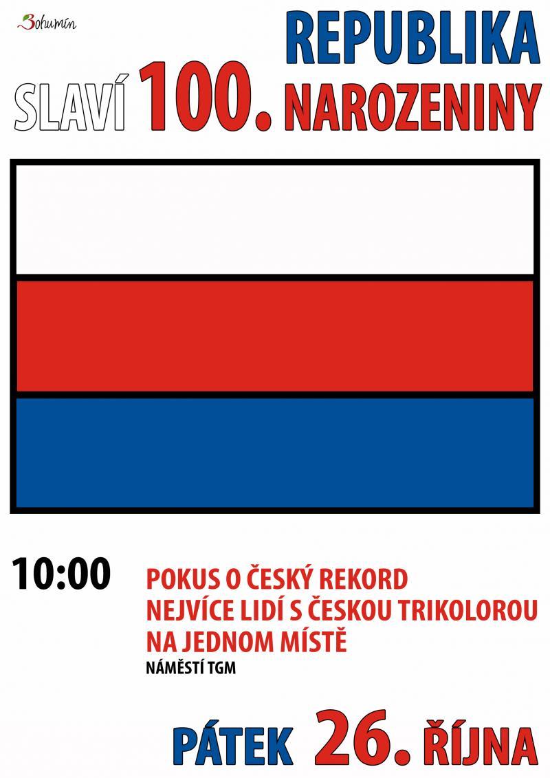 Zobrazit detail akce: Vytvořme nový český rekord