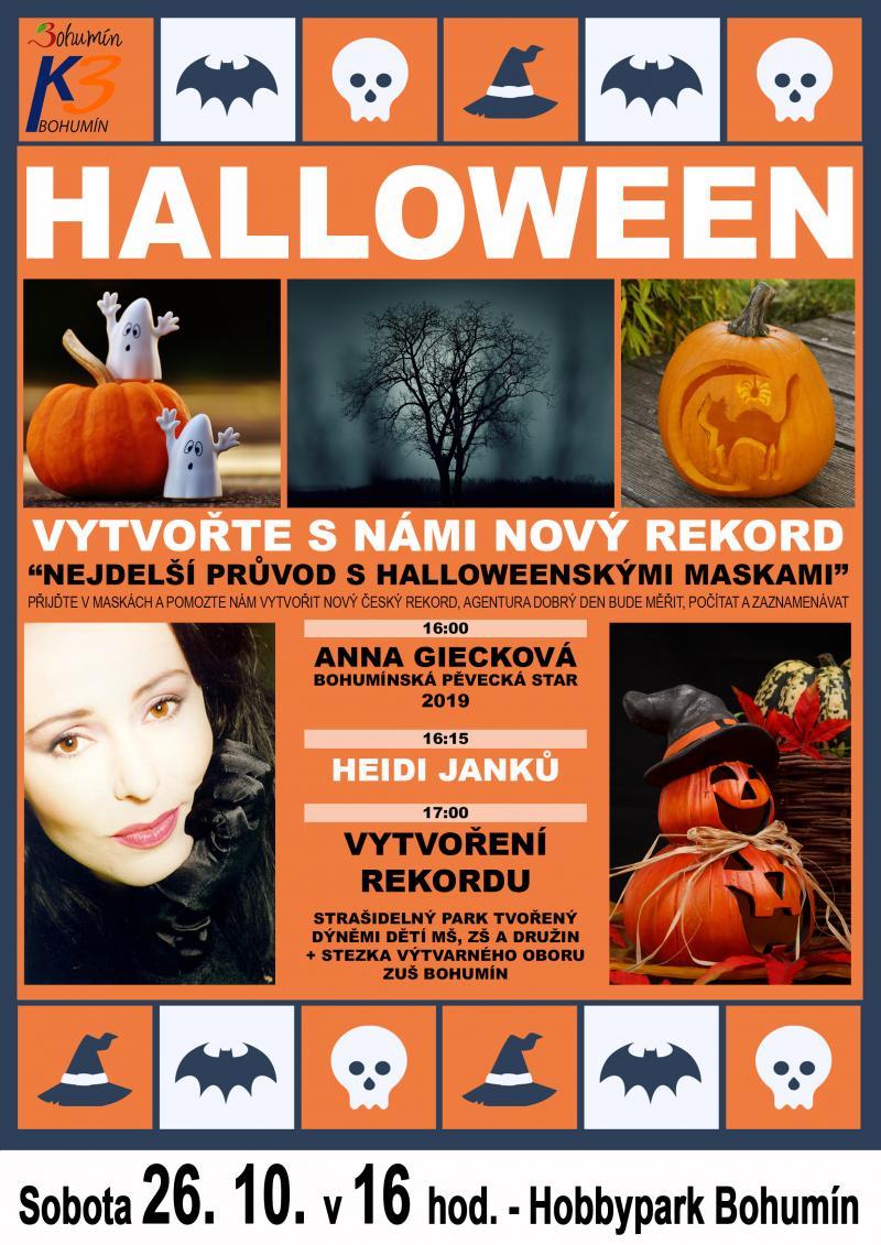Zobrazit detail akce: Halloween s rekordem