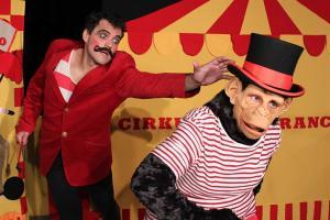 Zobrazit detail akce: Cirkusácká pohádka