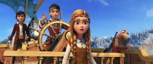 Zobrazit detail akce: Sněhová královna: V zemi zrcadel