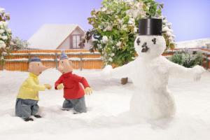 Zobrazit detail akce: Pat a Mat: Zimní radovánky