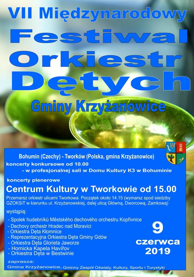 Zobrazit detail akce: Mezinárodní festival dechových orchestrů