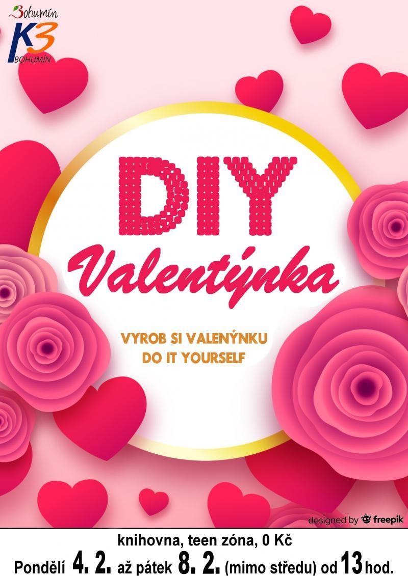 Zobrazit detail akce: DIY Valentýnka