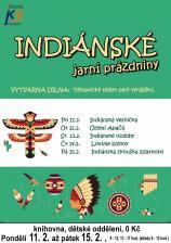 Zobrazit detail akce: Indiánské jarní prázdniny