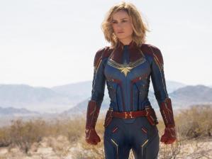 Zobrazit detail akce: Captain Marvel
