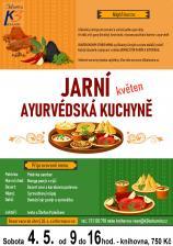 Zobrazit detail akce: Jarní ayurvédská kuchyně