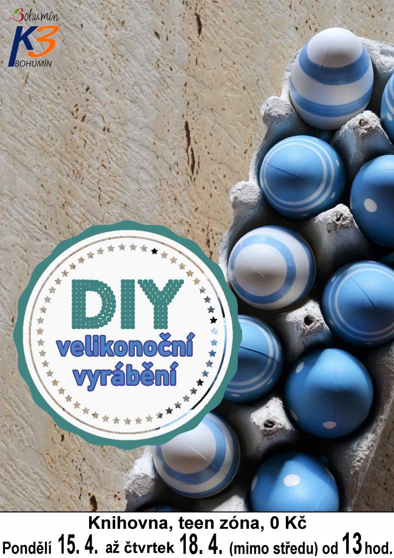 Zobrazit detail akce: DIY Velikonoční vyrábění