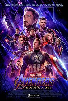 Zobrazit detail akce: Avengers: Endgame