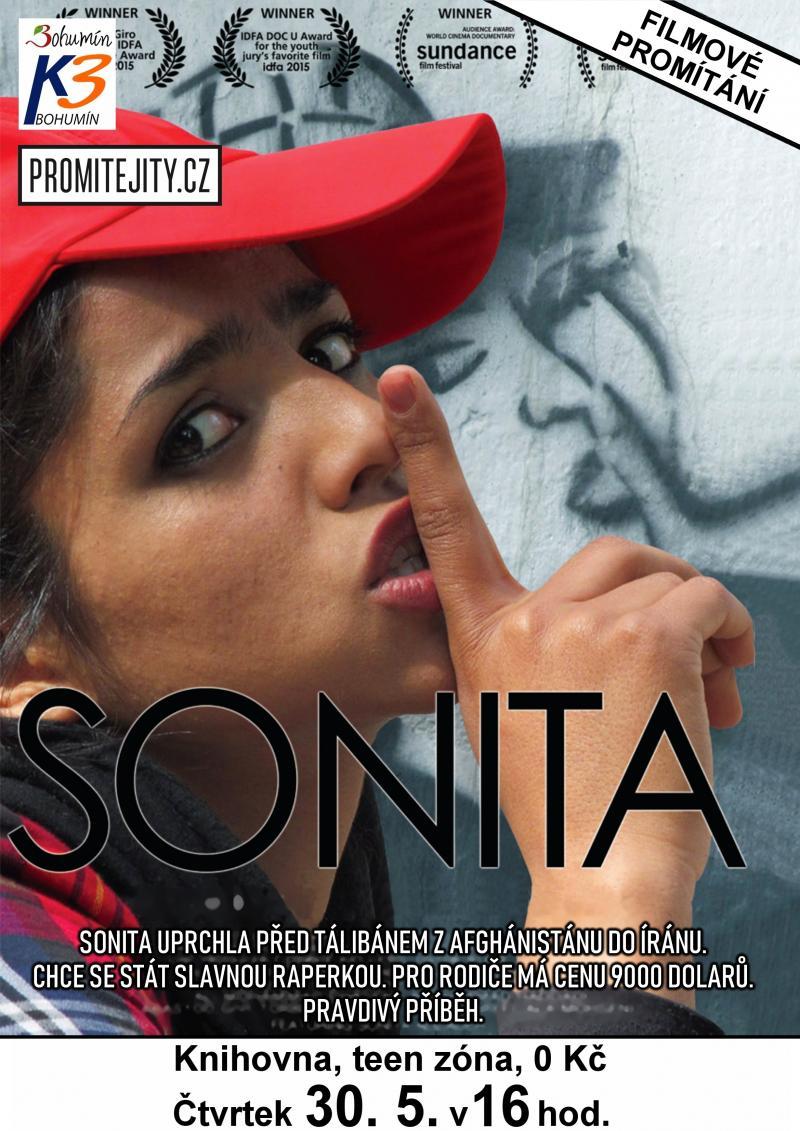 Zobrazit detail akce: Promítání: Sonita