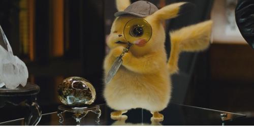 Zobrazit detail akce: Pokémon: Detektiv Pikachu
