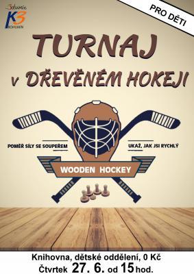Zobrazit detail akce: Turnaj v dřevěném hokeji