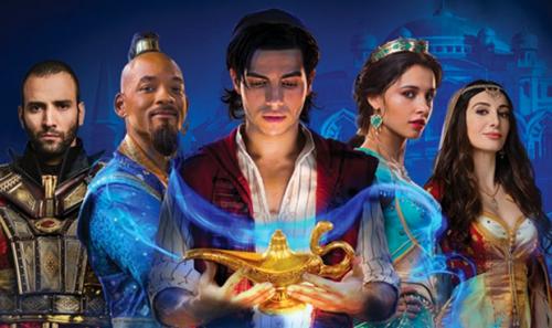 Zobrazit detail akce: Aladin