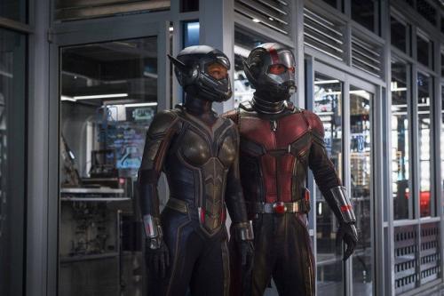 Zobrazit detail akce: ANT-MAN a Wasp, letní kino