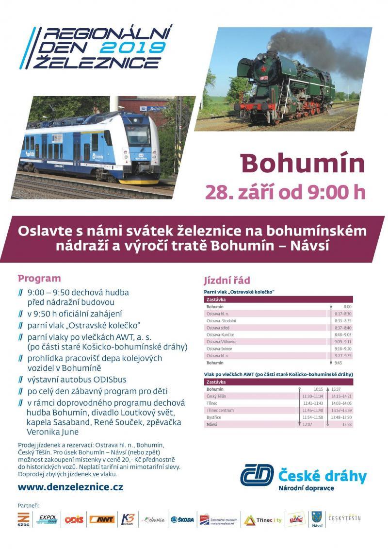 Zobrazit detail akce: Den železnice 2019