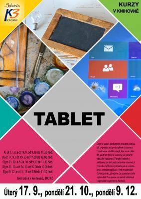 Zobrazit detail akce: Základy práce s tabletem
