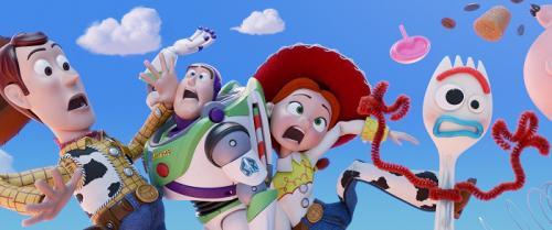 Zobrazit detail akce: Toy Story 4: Příběh hraček