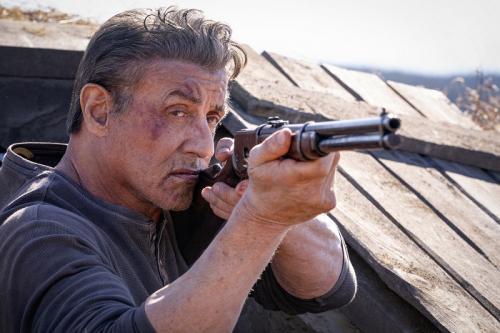 Zobrazit detail akce: Rambo V: Last Blood