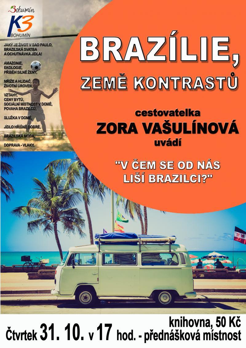 Zobrazit detail akce: Brazílie, země kontrastů