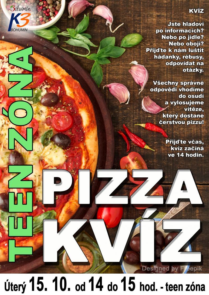 Zobrazit detail akce: Pizza kvíz