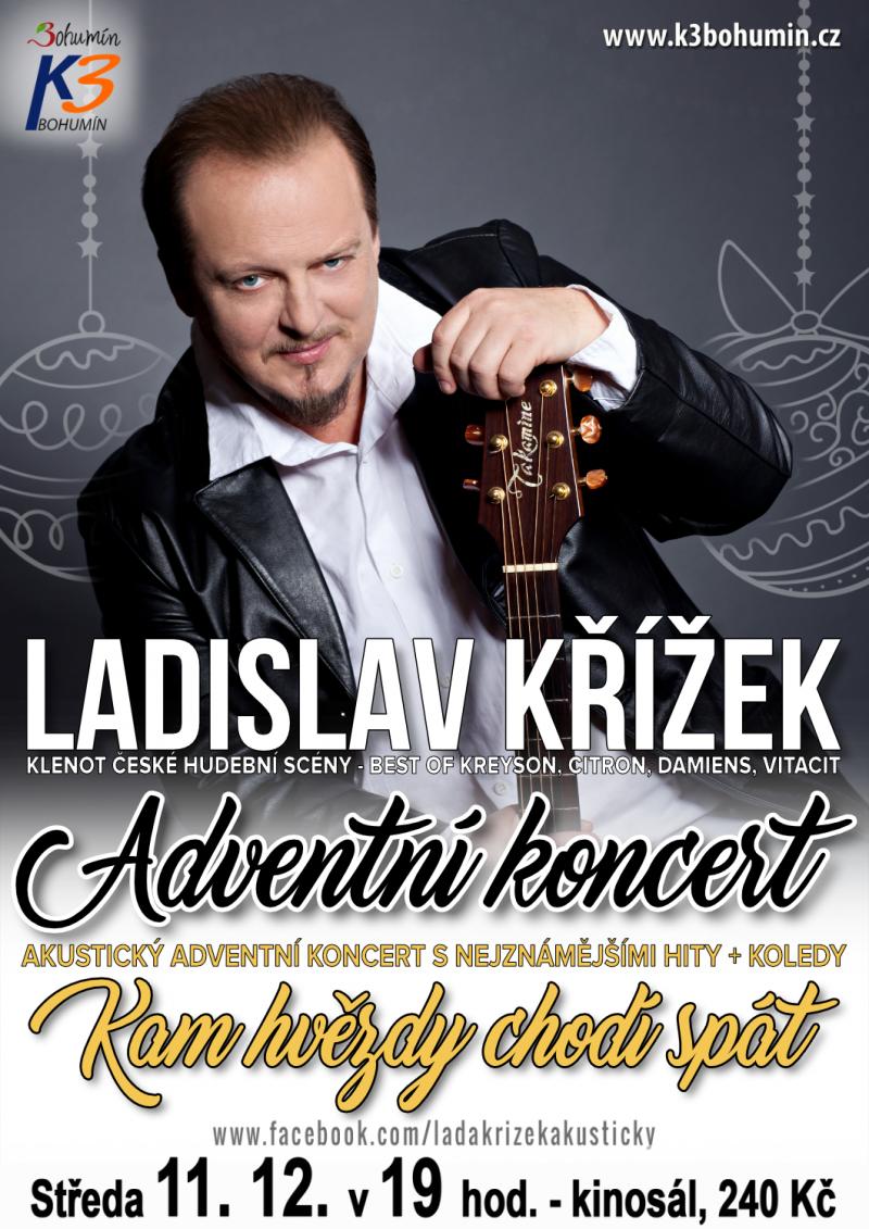 Zobrazit detail akce: Ladislav Křížek akusticky