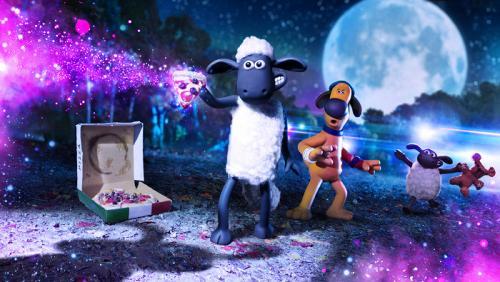 Zobrazit detail akce: Ovečka Shaun ve filmu: Farmageddon