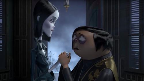 Zobrazit detail akce: Addamsova rodina