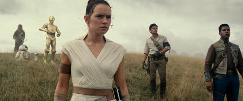 Zobrazit detail akce: STAR WARS: Vzestup Skywalkera (2D, dab.)