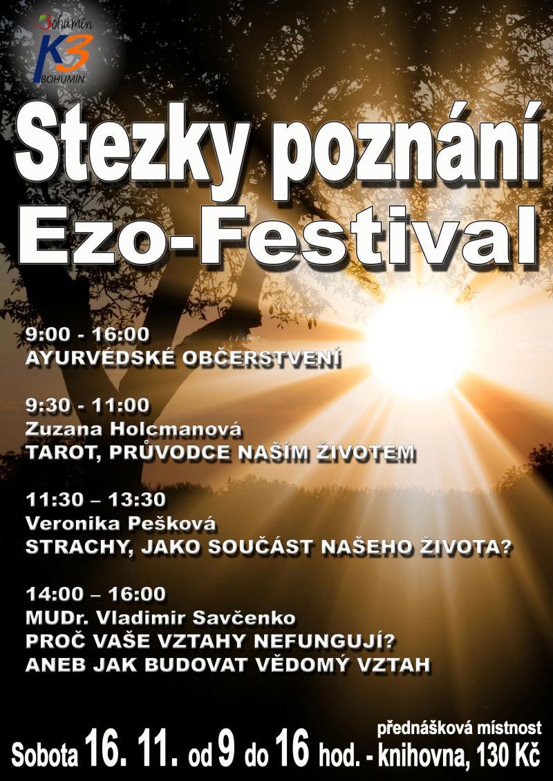 Zobrazit detail akce: Stezky poznání Ezo-Festival