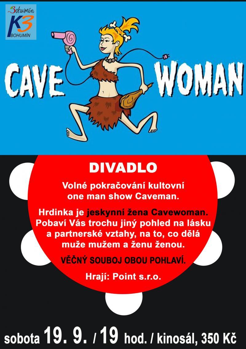 Zobrazit detail akce: Cavewoman