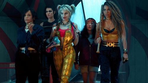 Zobrazit detail akce: Podivuhodná proměna Harley Quinn (dabing)