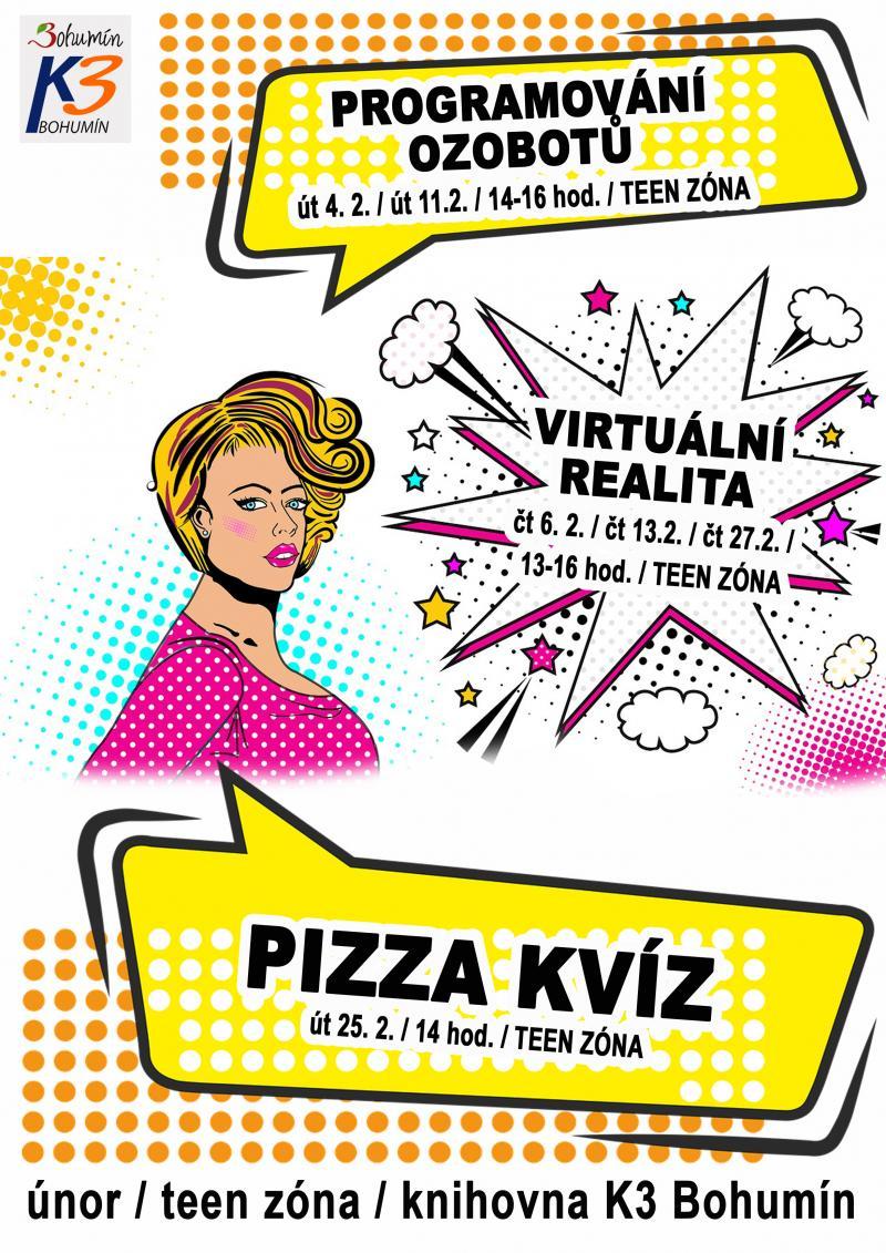 Zobrazit detail akce: Virtuální realita v teen zóně