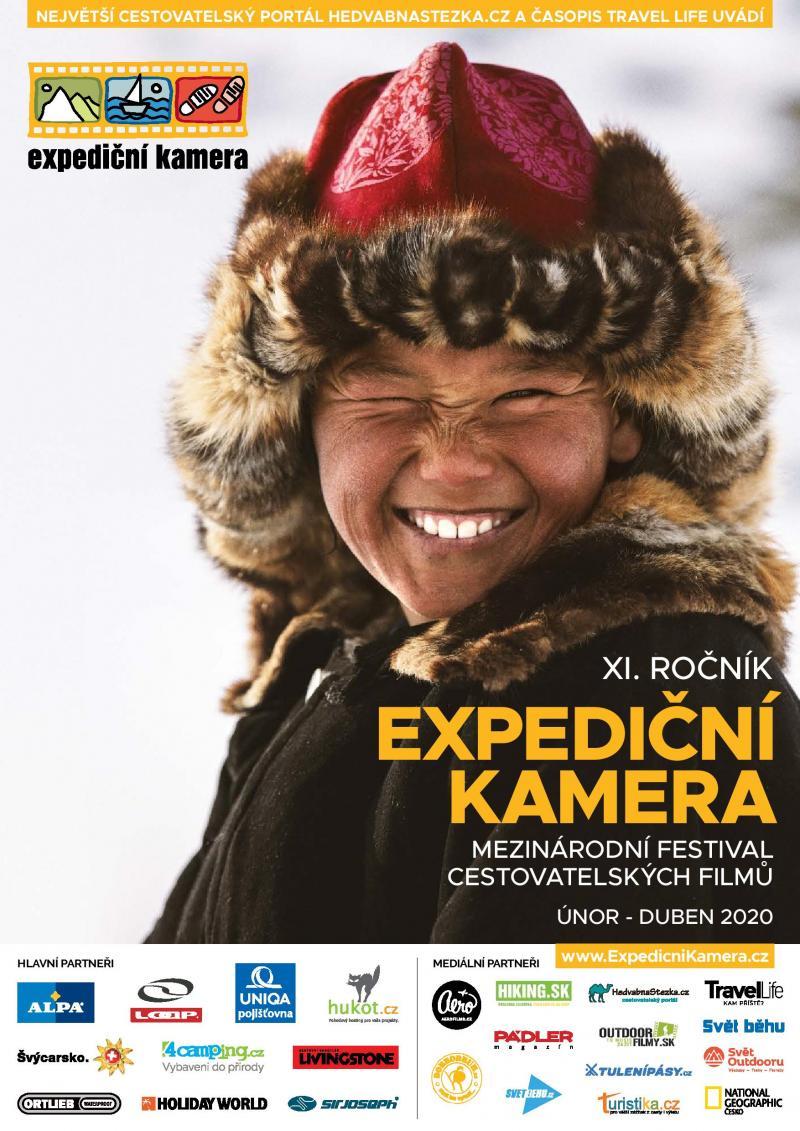 Zobrazit detail akce: Expediční kamera 2020 (Knihovna)