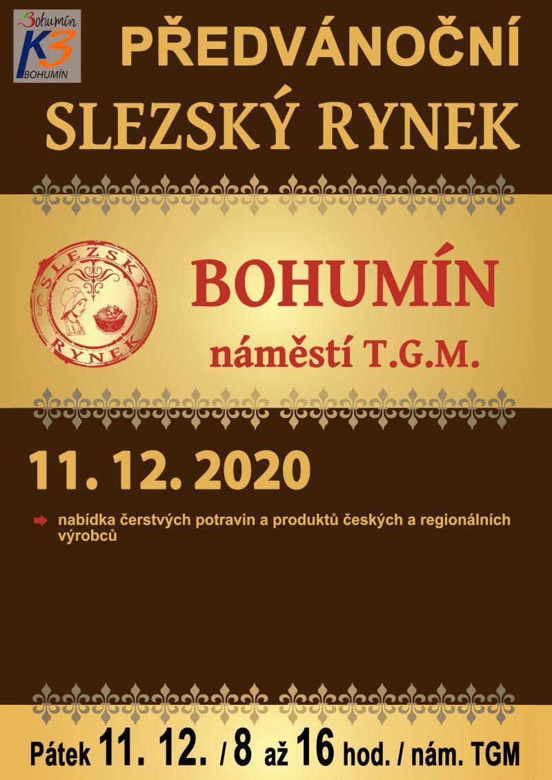 Zobrazit detail akce: ZRUŠENO - Slezský rynek