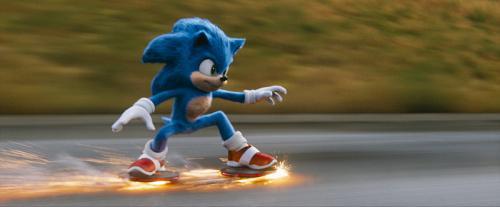 Zobrazit detail akce: Letní kino: Ježek Sonic